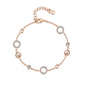 Load image into Gallery viewer, Lexi Bracelet Rose Gold