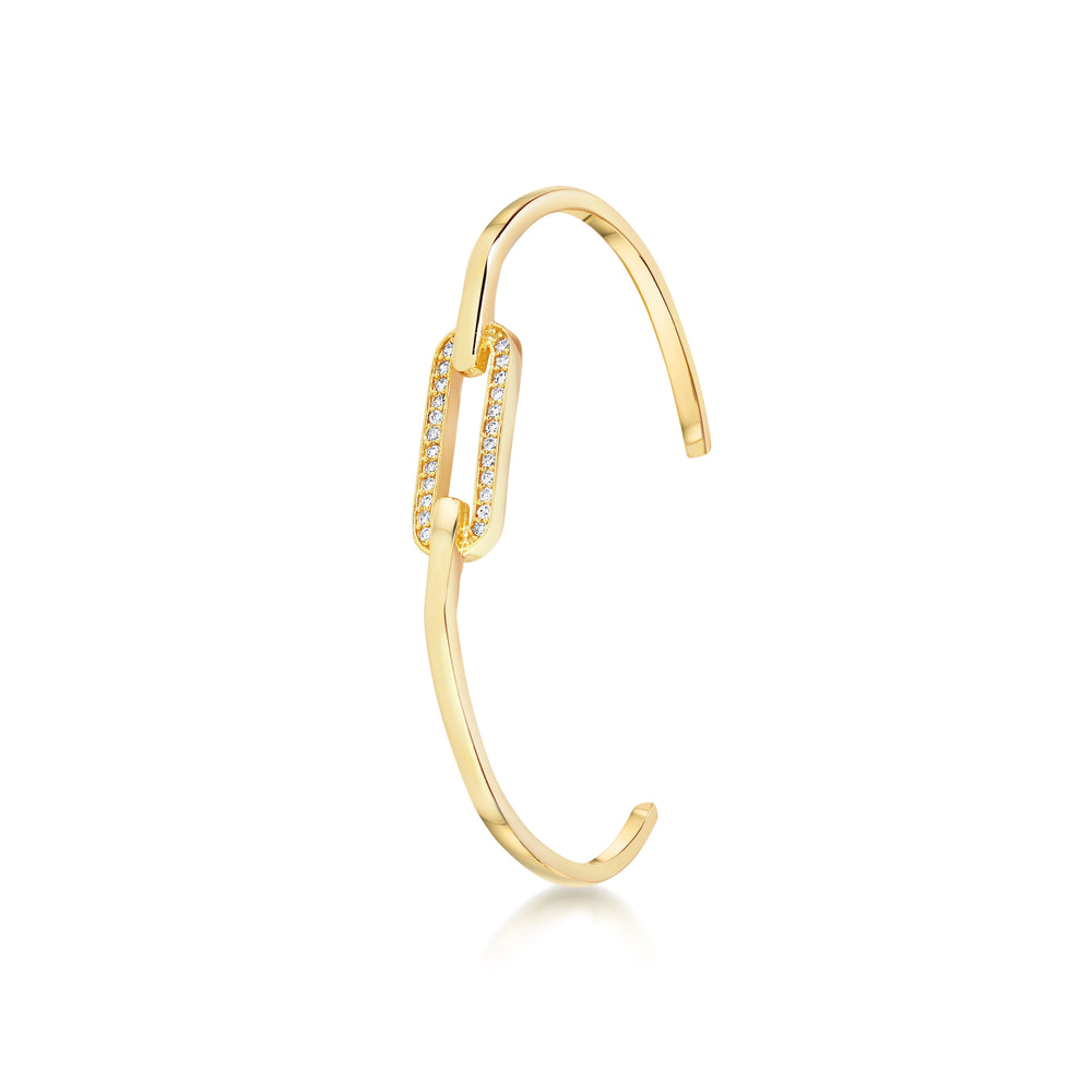 Milly Cuff- Gold