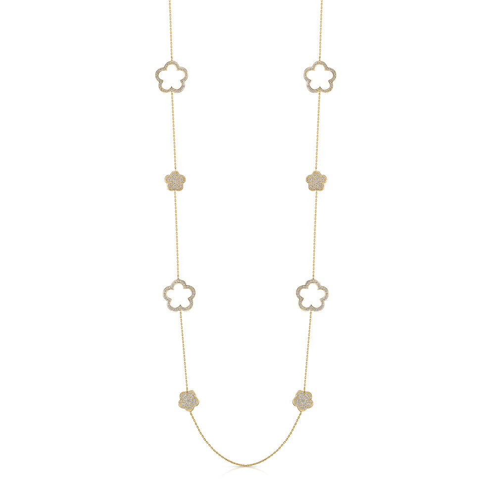 Load image into Gallery viewer, Zara Lariat - Gold