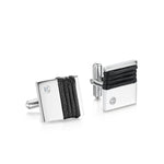 Cameron Cuff Links - Black