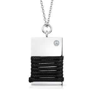 Load image into Gallery viewer, Cameron Pendant - Black