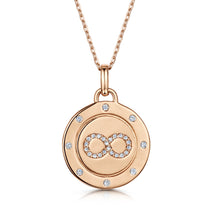Elizabeth Necklace - Rose Gold