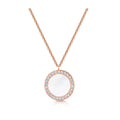 Copy of Darcy Pendant - Rose Gold/White MOP