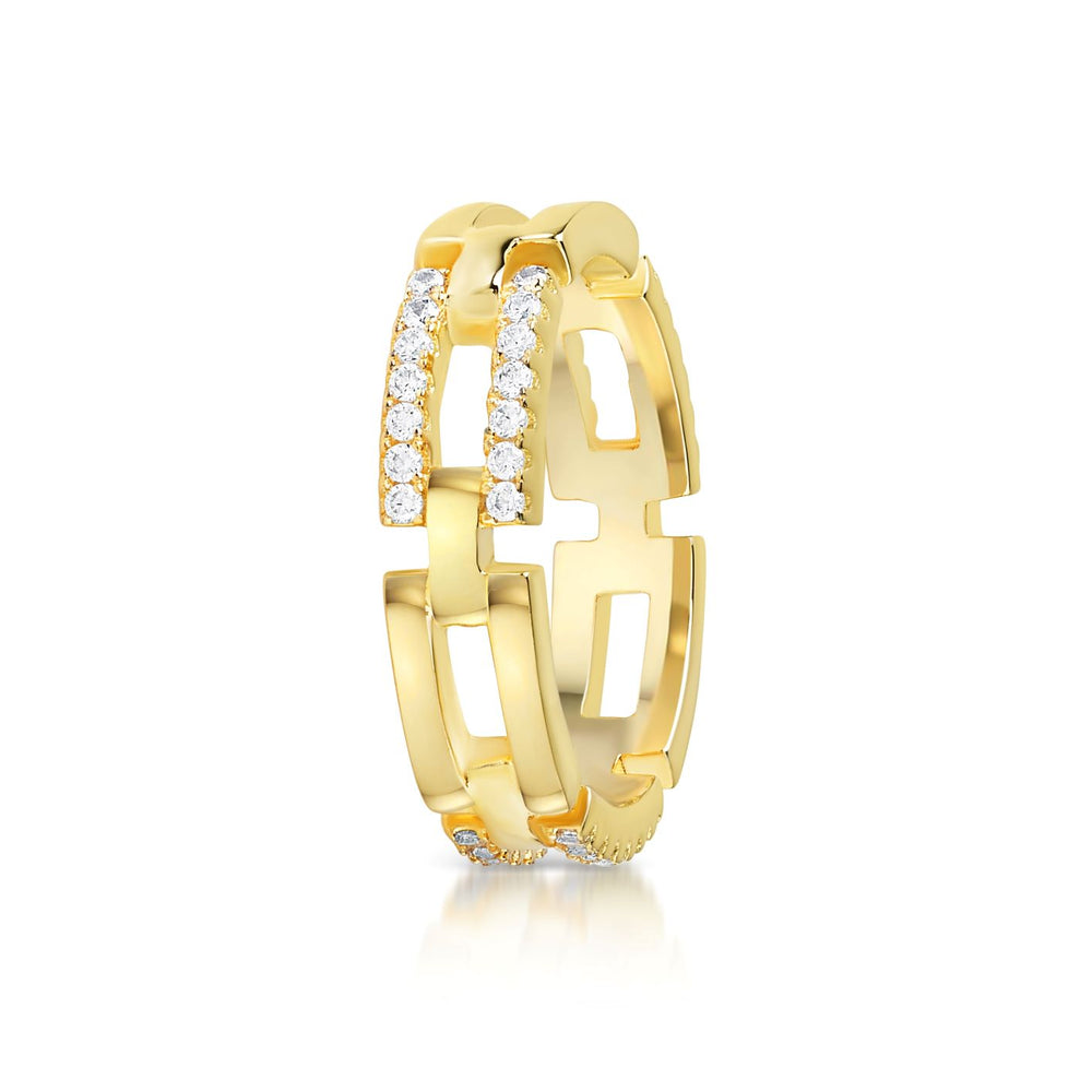 Milly Ring- Gold