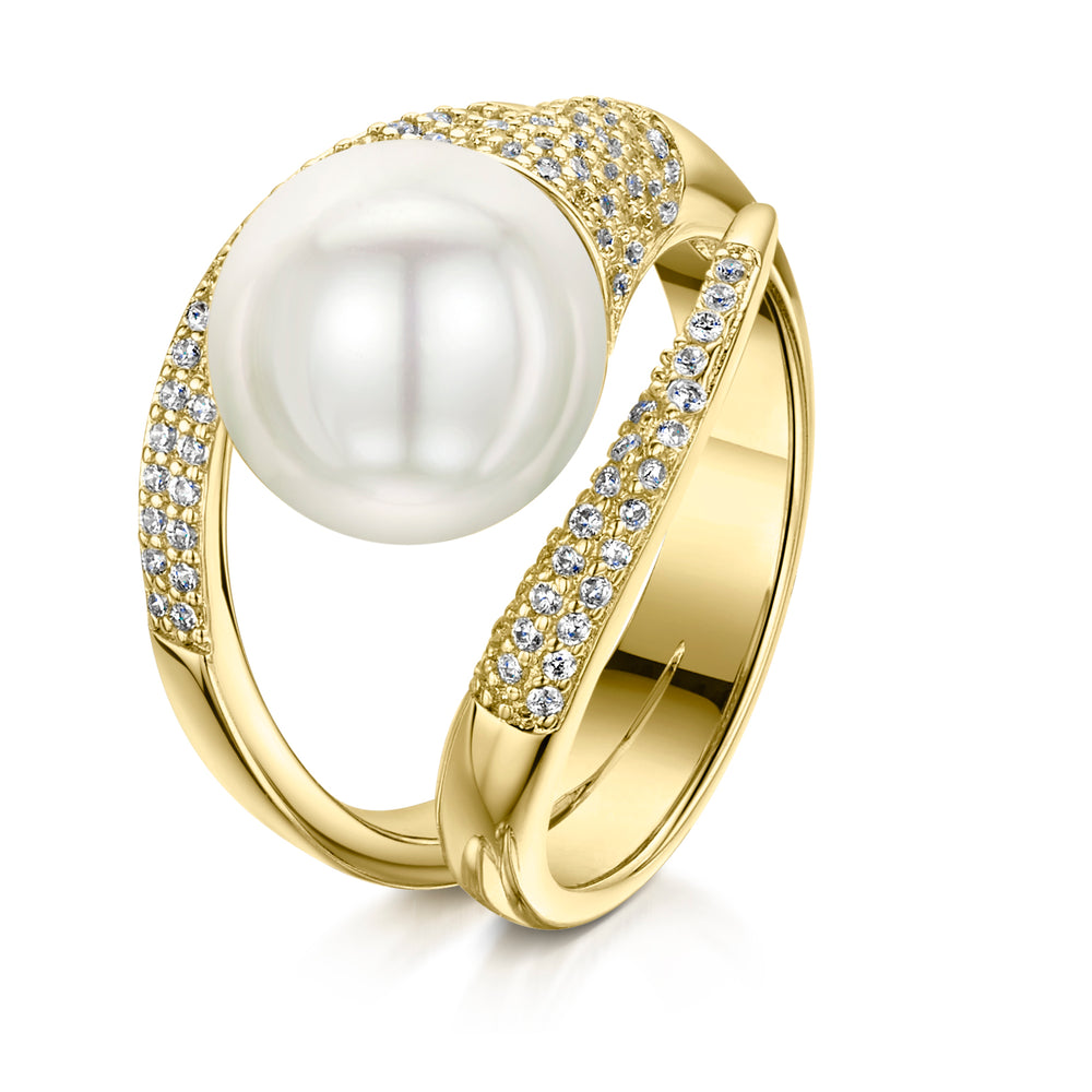 Camilla Ring - Gold - Small