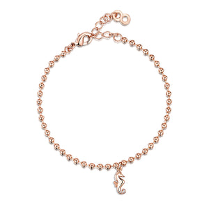 Load image into Gallery viewer, LXI Seahorse Bracelet - Rose Gold