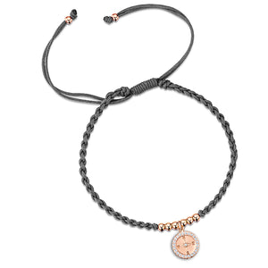 LXI Compass Friendship Bracelet
