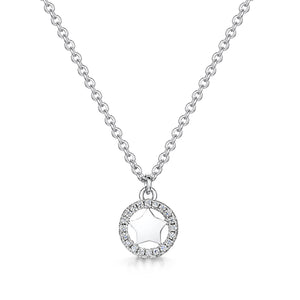 LXI Star Halo Pendant
