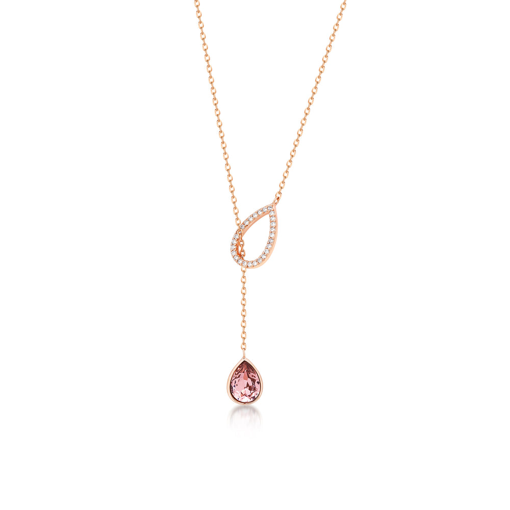 Load image into Gallery viewer, Matilda Pendant- Rose Gold