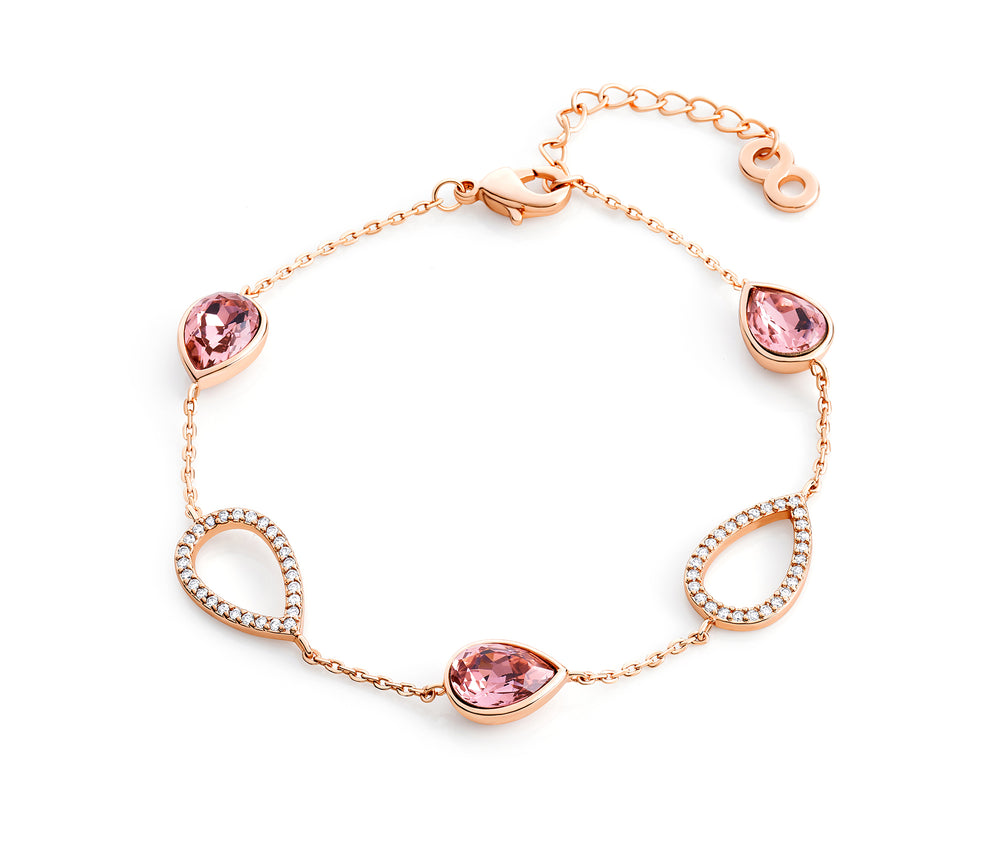 Load image into Gallery viewer, Matilda Bracelet- Rose Gold
