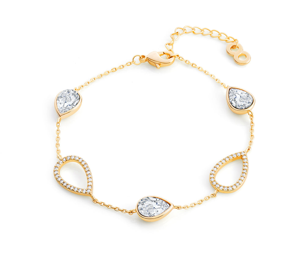 Load image into Gallery viewer, Matilda Bracelet- Gold