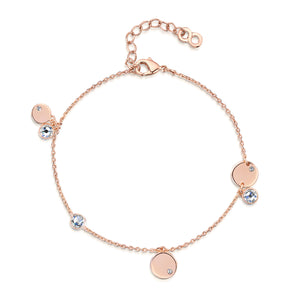 Load image into Gallery viewer, Mia Bracelet - Rose Gold