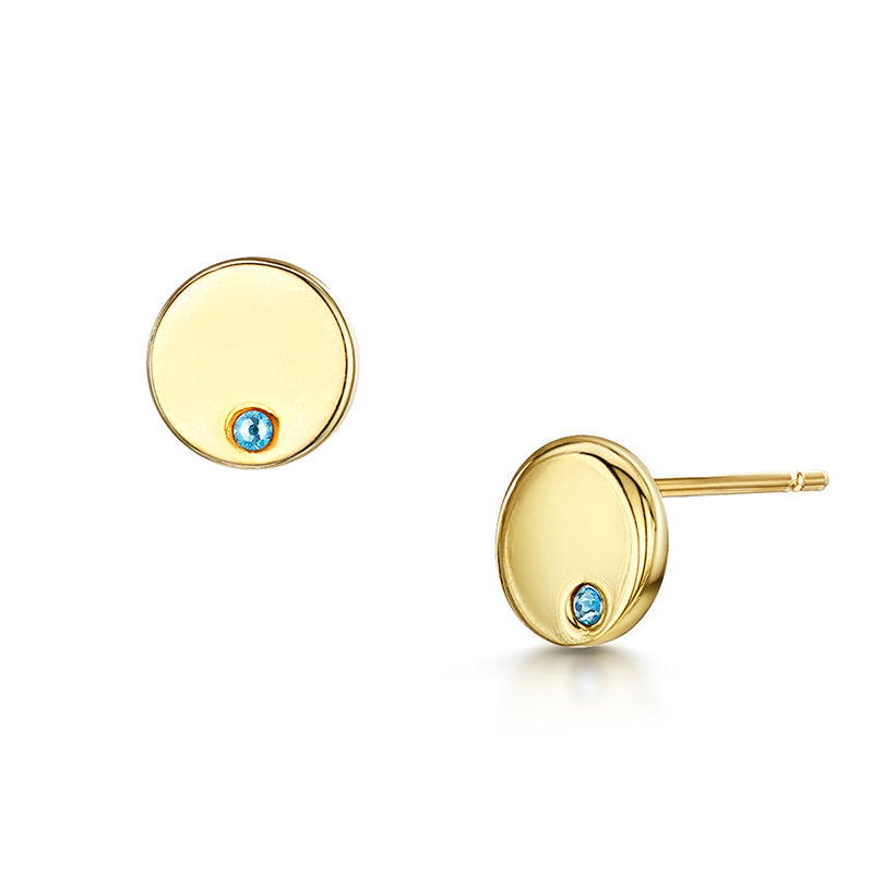 Mia Earring Duo - Gold