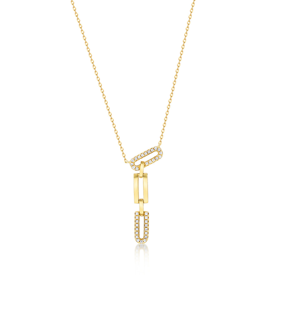 Molly Necklace- Gold