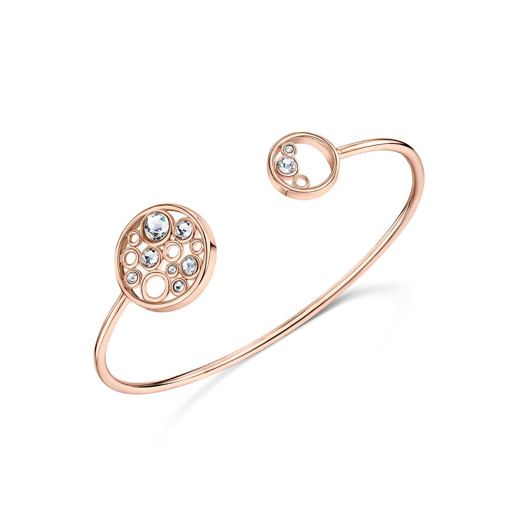 Load image into Gallery viewer, Phoebe Cuff - Rose Gold