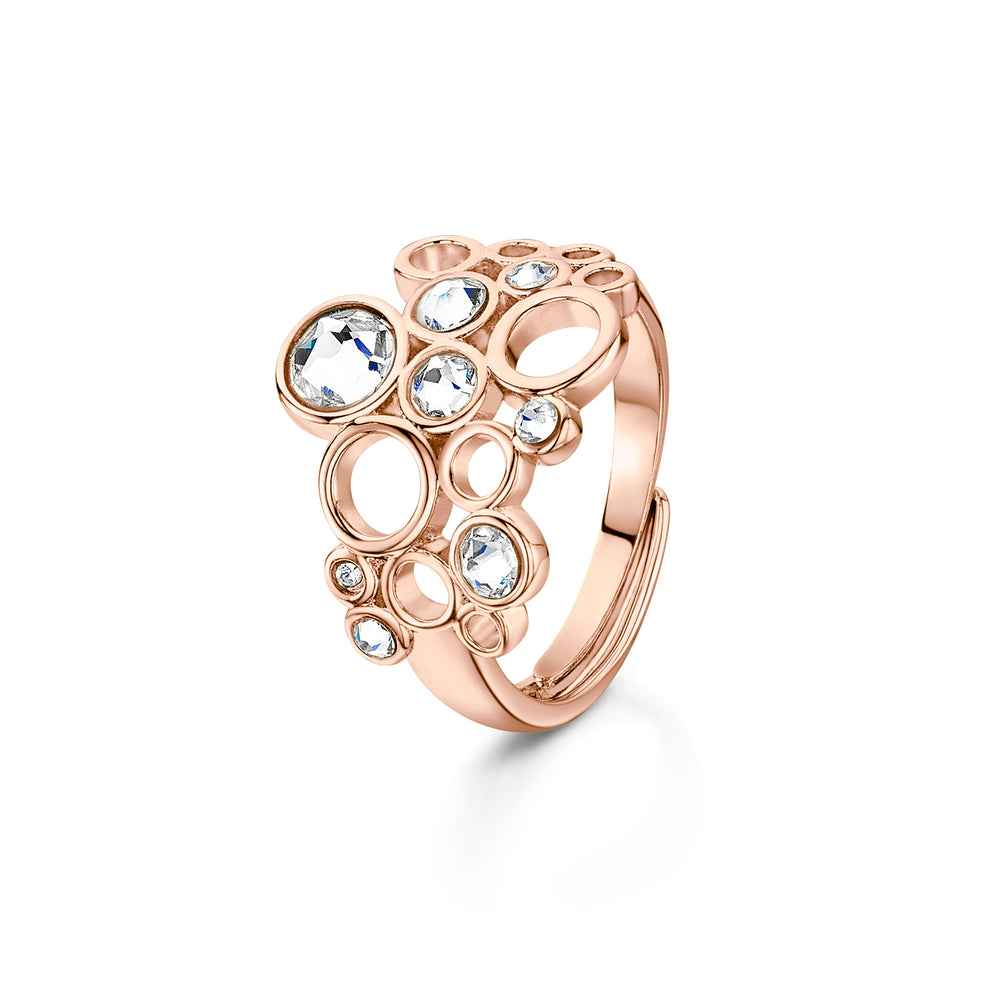 Phoebe Ring - Rose Gold