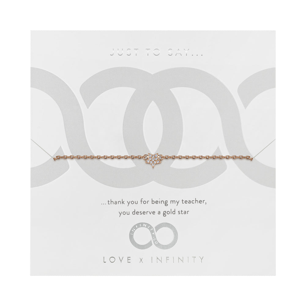 Load image into Gallery viewer, LXI Pave Star Bracelet