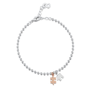 Load image into Gallery viewer, LXI Puzzle Bracelet