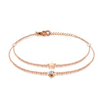 Sienna Bracelet - Rose Gold