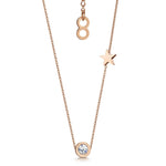 Sienna Pendant - Rose Gold