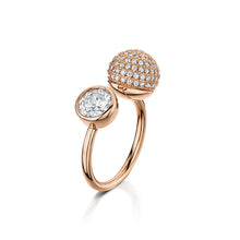 Sophia Ring - Rose Gold