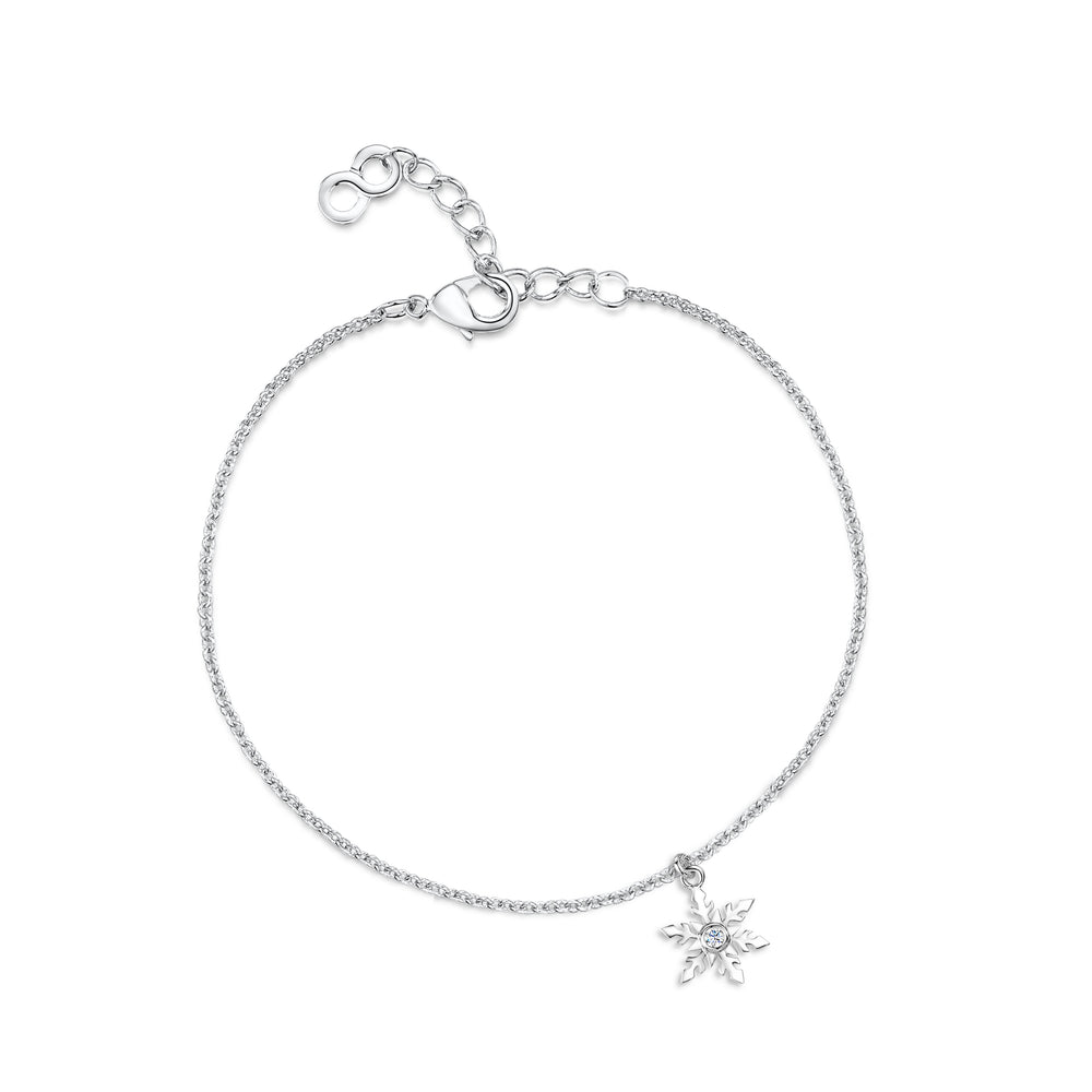 Load image into Gallery viewer, LXI Snowflake Bracelet