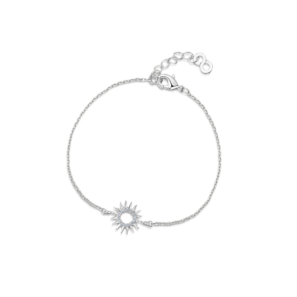 Load image into Gallery viewer, LXI Sunshine Bracelet- Rhodium