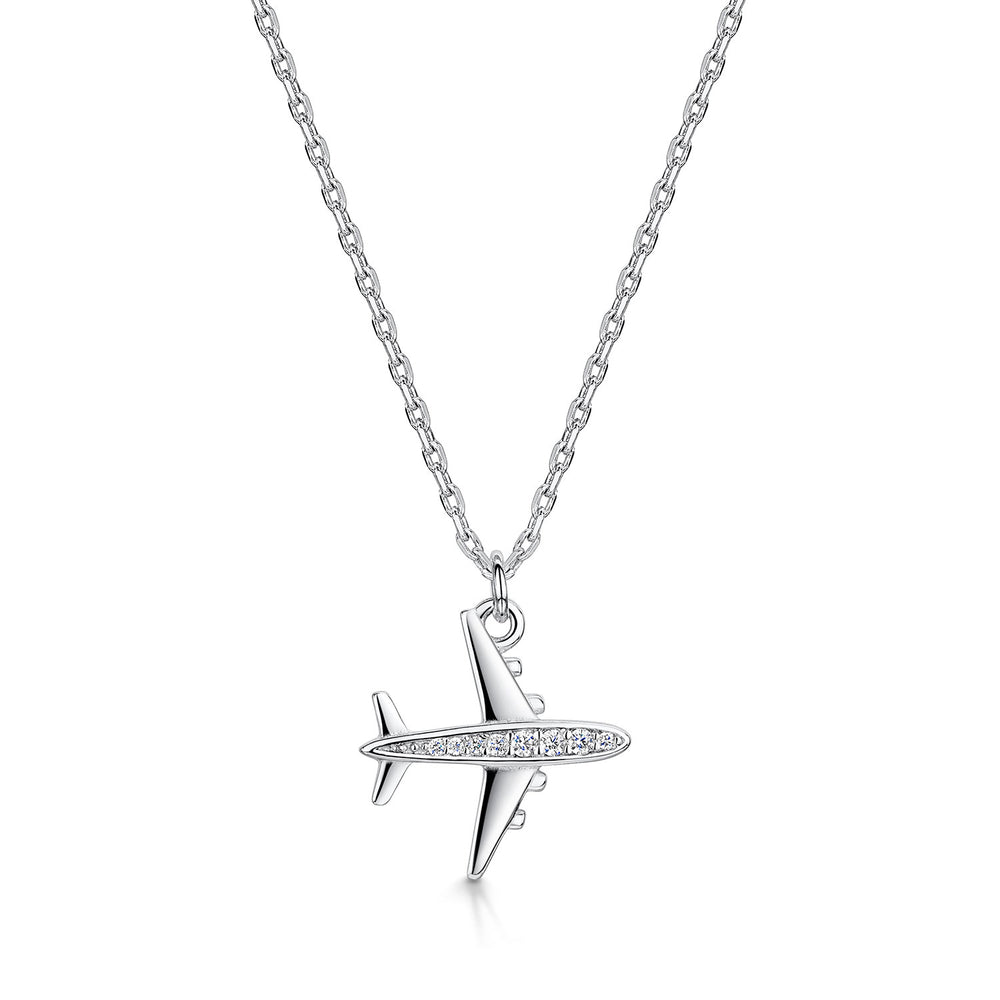 Load image into Gallery viewer, LXI Aeroplane Pendant