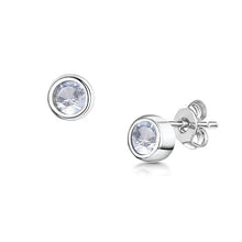 LXI Birthstone Earrings Diamond