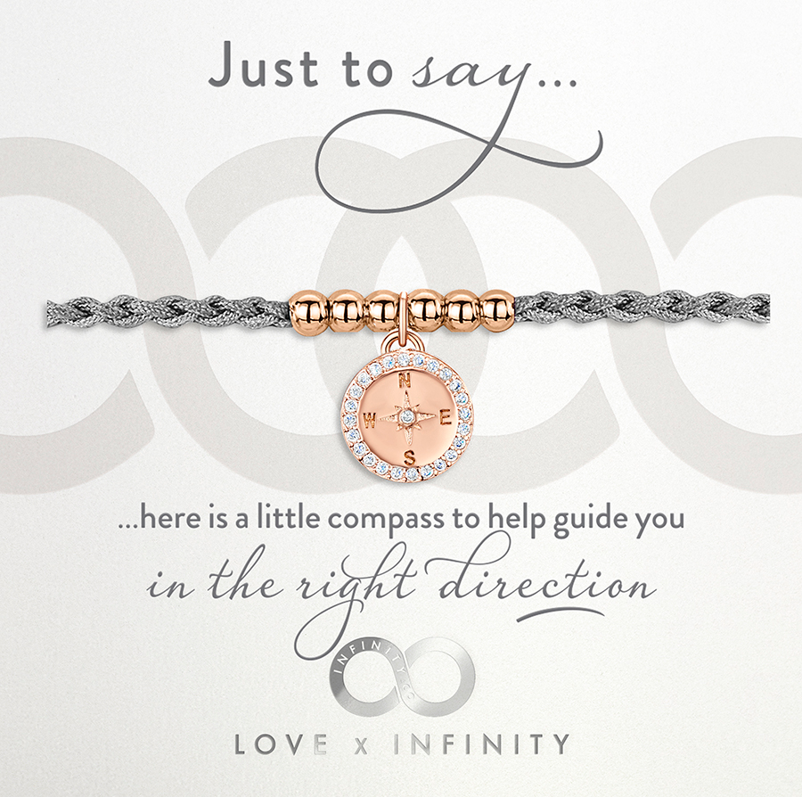 Load image into Gallery viewer, LXI Compass Friendship Bracelet