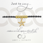 LXI Starfish Friendship Bracelet
