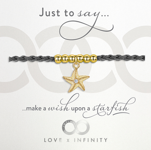 Load image into Gallery viewer, LXI Starfish Friendship Bracelet