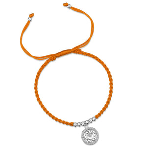 Load image into Gallery viewer, LXI Swadhisthana Sacral Chakra Friendship Bracelet