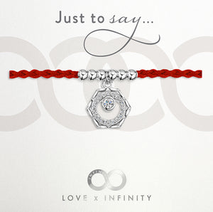 Load image into Gallery viewer, LXI Muladhara Root Chakra Friendship Bracelet/anklet