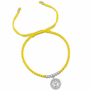 Load image into Gallery viewer, LXI Manipura Solar Plexus Chakra Friendship Bracelet