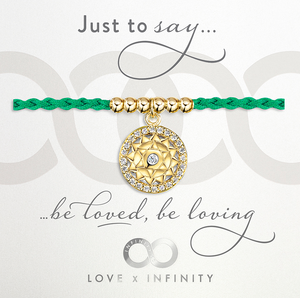 Load image into Gallery viewer, LXI Anahata Heart Chakra Friendship Bracelet