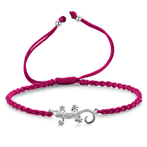 Load image into Gallery viewer, LXI Gecko Friendship Bracelet