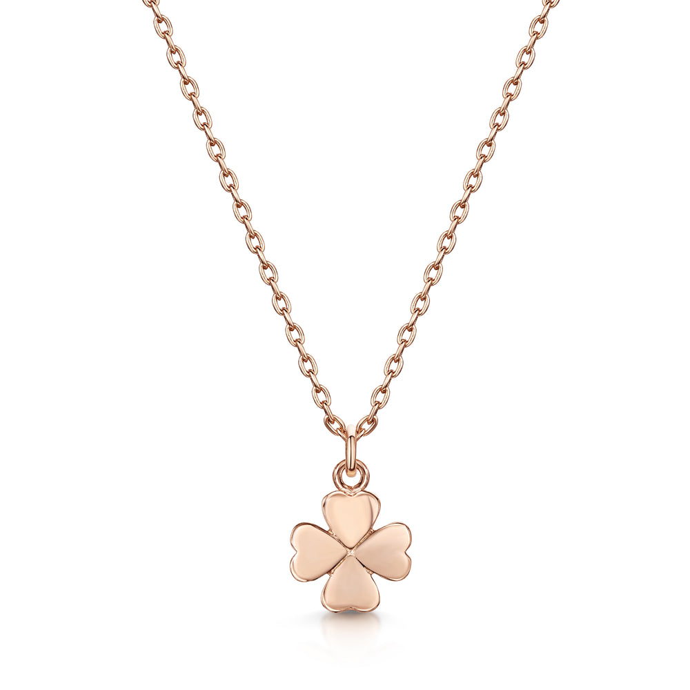 Load image into Gallery viewer, LXI Four Leaf Clover Pendant