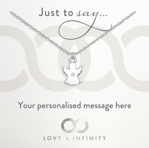 Load image into Gallery viewer, LXI Angel Pendant