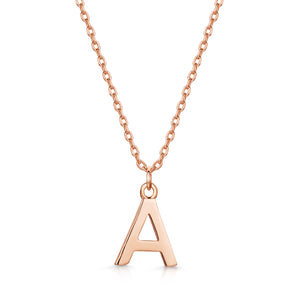 Load image into Gallery viewer, LXI Alphabet Pendant 'A'