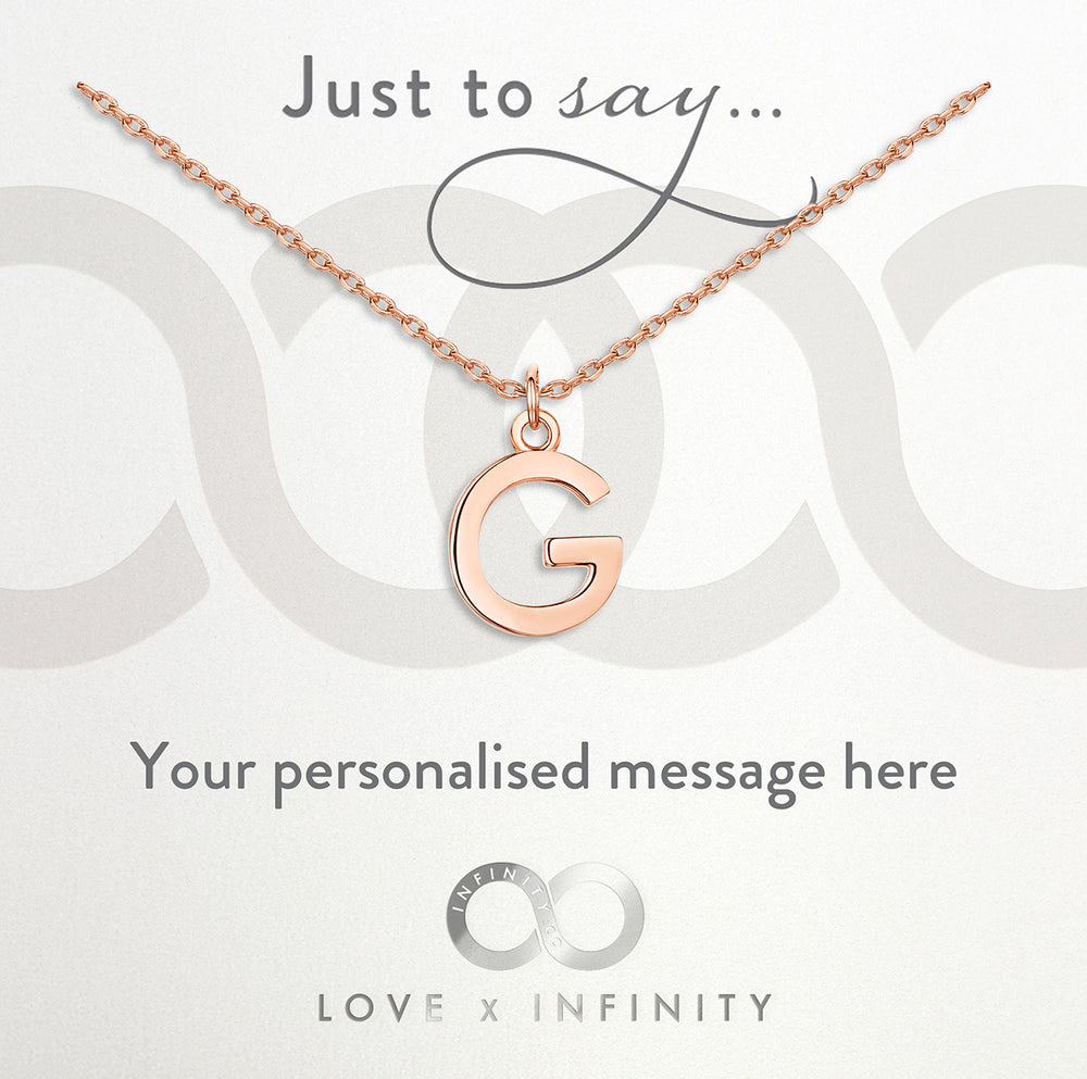 Load image into Gallery viewer, LXI Alphabet Pendant 'G'