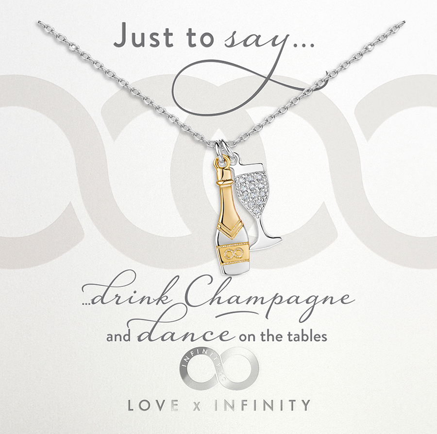 LXI Champagne Pendant