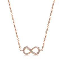 LXI Infinity Pendant Rose