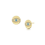 Elizabeth Earrings - Yellow Gold