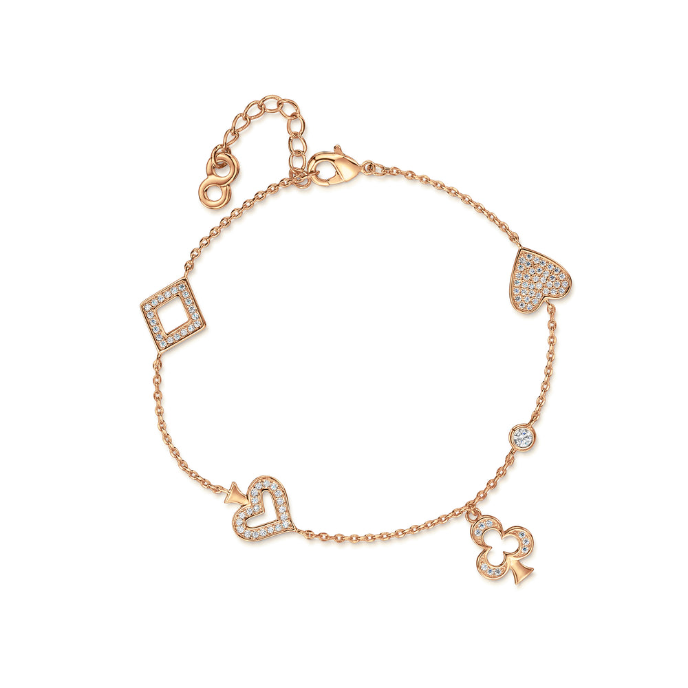 Alice bracelet - Alice is here at Infinity & Co