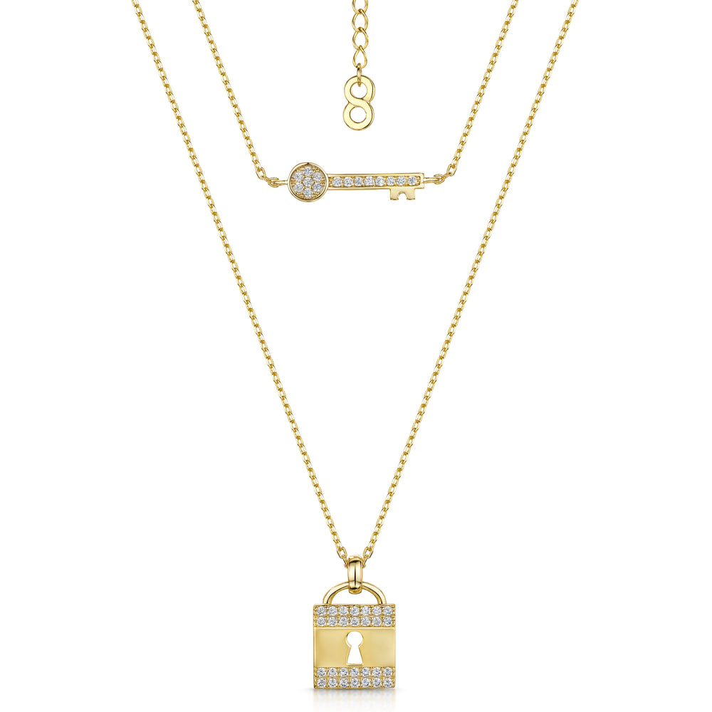 Lola Necklace - Gold