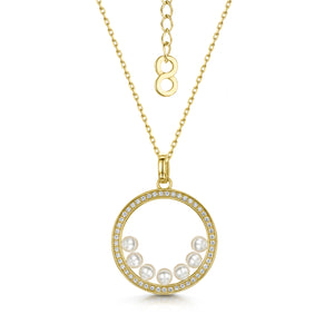 Load image into Gallery viewer, Isla Pendant - Gold