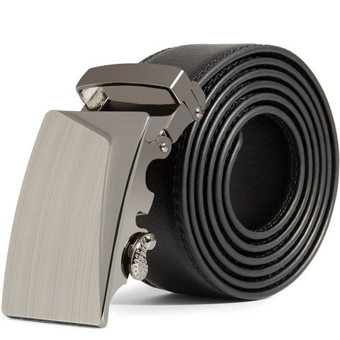 Mens leather strap buckle belt #4 - CIEB MOZ