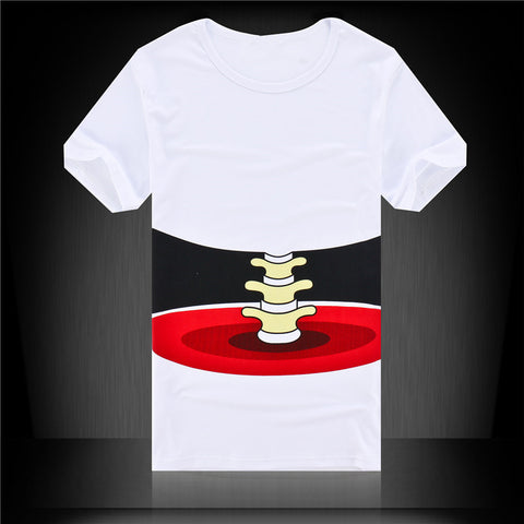 Men's 3D T-shirt 3D Short Sleeve Shirts - CIEB MOZ