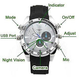 Hidden Camera Spy Watch with Night Vision - CIEB MOZ